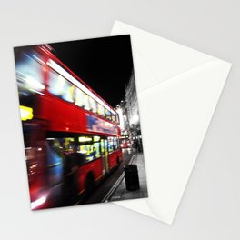 double decker Stationery Cards