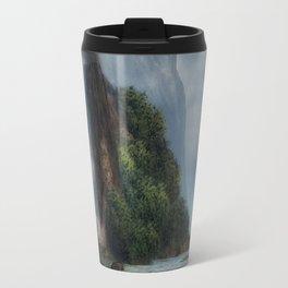 Tall Waterfall Travel Mug