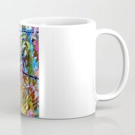 Pistachio Tree in the Fall Coffee Mug