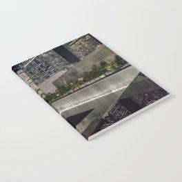 9-11 Memorial New York City Notebook