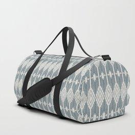 West End - Linen Duffle Bag