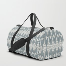 West End - Linen Duffle Bag