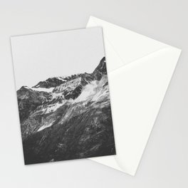 THE MOUNTAINS XVI / Switzerland Stationery Cards