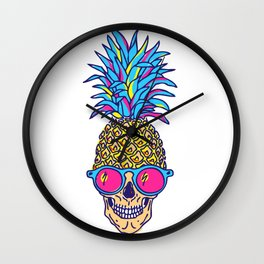 Hey baby! Summer is here! Wall Clock