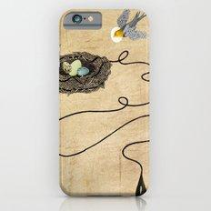 Bird's Winged Flight Slim Case iPhone 6s