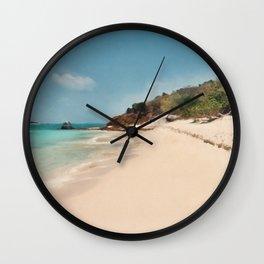 Moskito Island Wall Clock