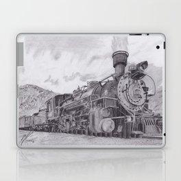 Durango and Silverton Steam Engine Laptop & iPad Skin