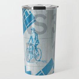 BlueBike Travel Mug
