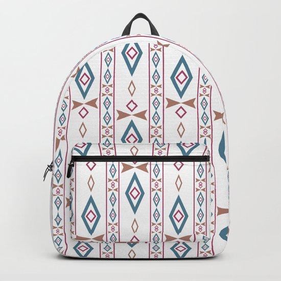 Decorative strip. Backpack