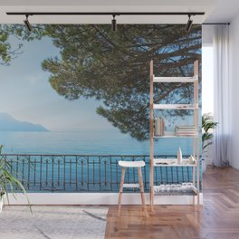 Beautiful Lakescape - Lake Geneva #decor #society6 #buyart Wall Mural