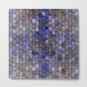 Glitter Tiles VII by uniqued