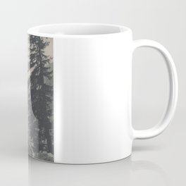 Swiss Mountain Lithography Coffee Mug