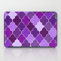 morocco iPad Cases featuring Morocco Orchid by Jacqueline Maldonado