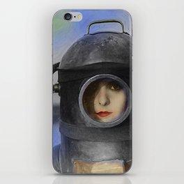 Heroine iPhone Skin