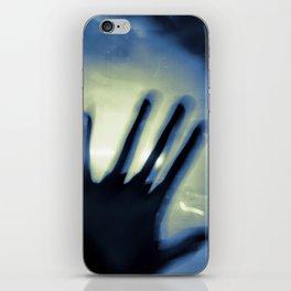 Feel it all around iPhone Skin