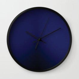 BLue! Wall Clock