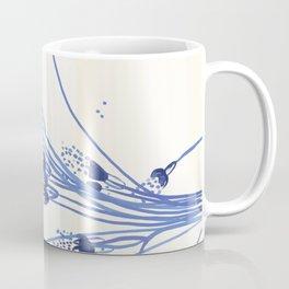 Penicillium under the microscope Coffee Mug