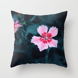 Flower Photography by Jimmy  Chang Throw Pillow