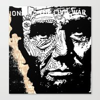 lincoln Canvas Prints featuring Lincoln by Keith Cameron