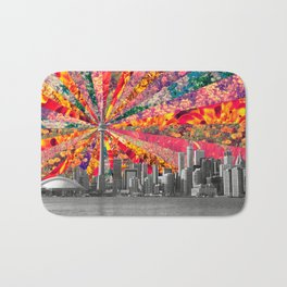Blooming Toronto Bath Mat