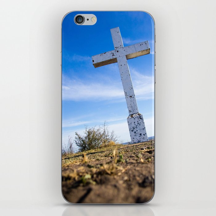 At the Cross iPhone Skin