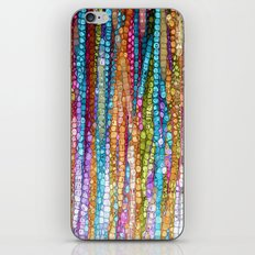 Rainbow Mosaic iPhone & iPod Skin