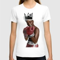 basquiat T-shirts featuring Basquiat * by zombielombii