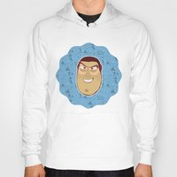 toy story Hoodies featuring Buzz Lightyear - Toy Story by Kuki