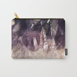 Amethyst Carry-All Pouch