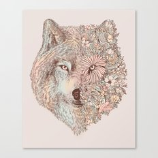 A Wild Life Canvas Print