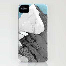 Pirin Mountain iPhone Case