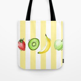The Summer Fruits Tote Bag