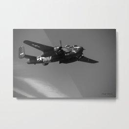 B-25H  Metal Print