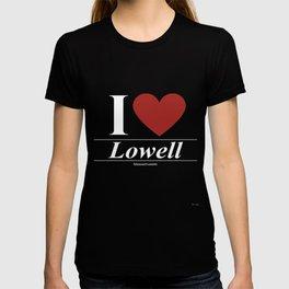 Lowell Massachusetts MA Massachusettsan T-shirt