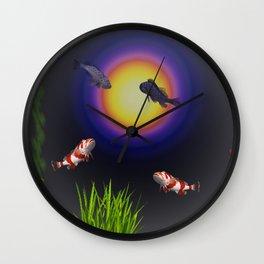 Light Board Icarus Wall Clock