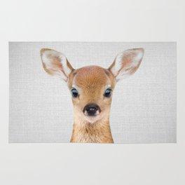 Baby Deer - Colorful Rug