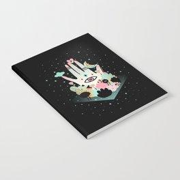 Mystery Garden Notebook