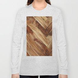 panels Long Sleeve T-shirt
