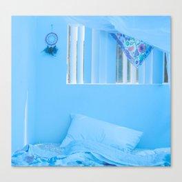 Reality V. 29: Katie's Bedroom Canvas Print