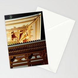 Koyasan temple 2 Stationery Cards