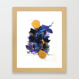 Coral Reefer Framed Art Print