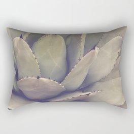 Minimalist Agave Rectangular Pillow