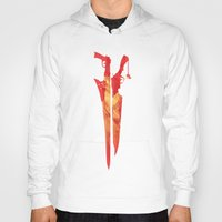 final fantasy Hoodies featuring Final Fantasy VIII by GIOdesign