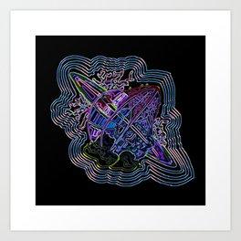 logo2 Art Print