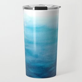 Dive into the deep blue sea Travel Mug