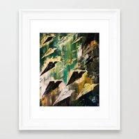 aviation Framed Art Prints featuring AVIATION  by Matt Schiermeier
