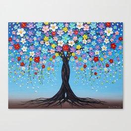 Kaleidoscope Dreams Canvas Print