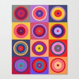 Kandinsky #25 Canvas Print