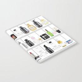 Oh My Cream Top shelf! Notebook