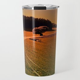 Hiking trip in summer time | landscape photography Travel Mug
